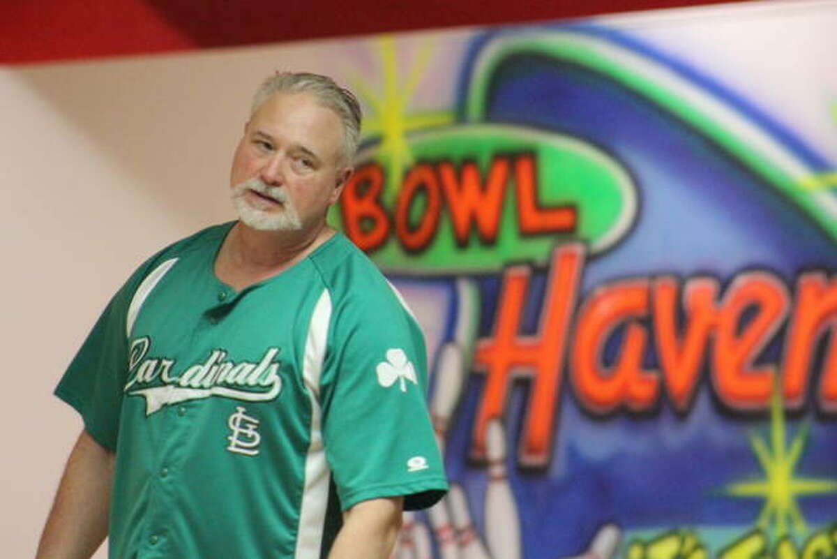 Howard Robertson might not have been too happy with his bowling score but said he's always more than happy to try and help enrich the lives of those in the community and help those in need through programs like Relay for Life.
