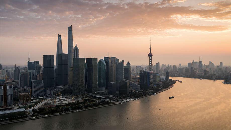 Shanghai skyline Photo: Yang Wei Chen/Shutterstock