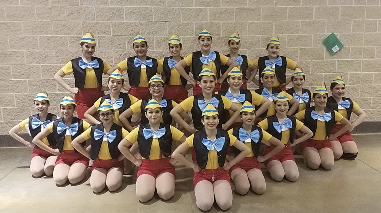 Laredo ISD dance group earns multiple honors at dance competition