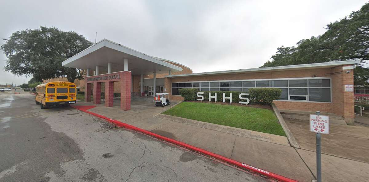 South Houston High School is closed Monday because of a power outage in the area from late night storms.