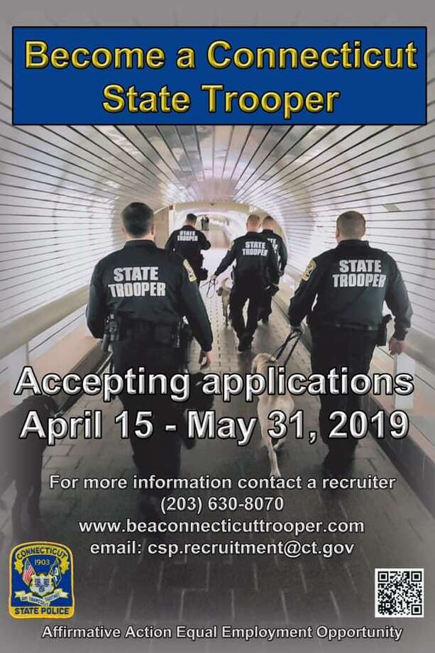 State police prepare to accept new trooper applications