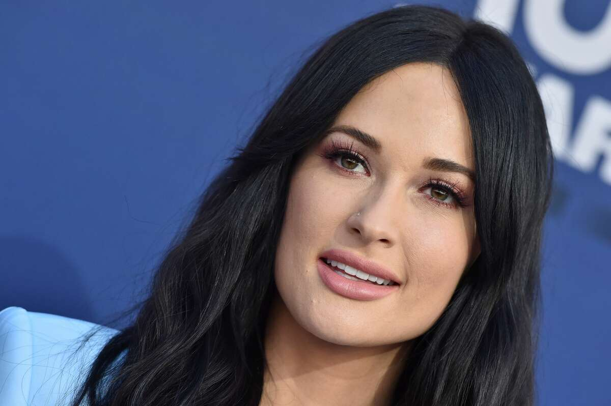 LAS VEGAS, NEVADA - APRIL 07: Kacey Musgraves attends the 54th Academy of Country Music Awards at MGM Grand Garden Arena on April 07, 2019 in Las Vegas, Nevada. (Photo by Axelle/Bauer-Griffin/FilmMagic)