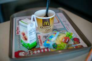 Houston kids getting ready for Tuesday's STAAR test can start the day with a free breakfast at McDonald's.