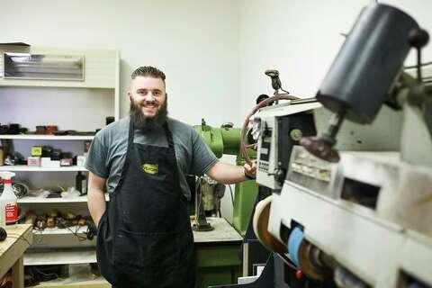 Master cobbler: New shoe repair shop opens in Midland - Midland