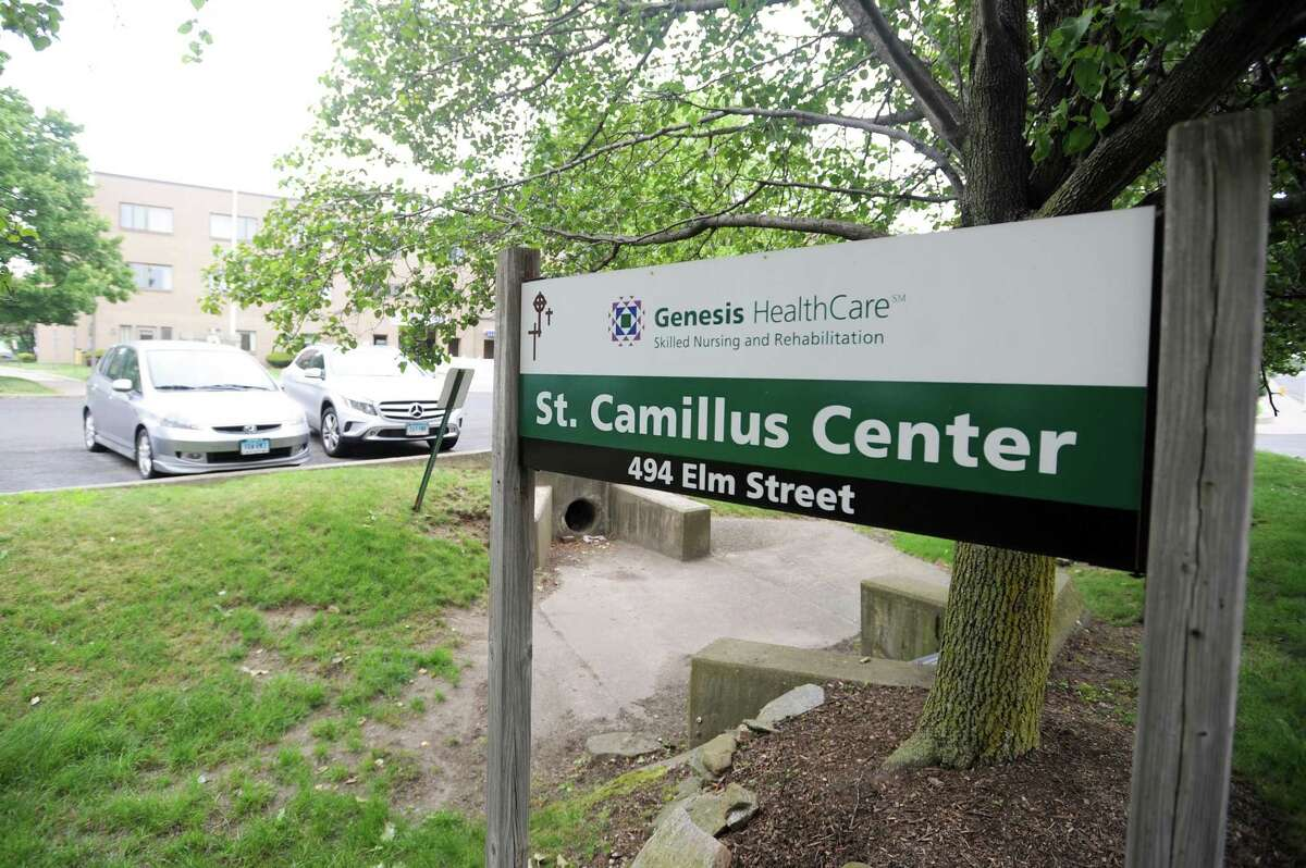 St. Camillus Center on Elm Street in Stamford was fined $6,420 by the state Department of Public Health.