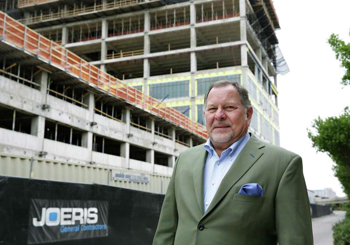 Gary Joeris, co-owner of Joeris General Contracting, helped his family business develop from a $25 million to a $600 million enterprise with support from his father.