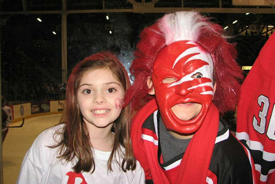 Were you seen at RPI's Big Red Freakout? Photo: Kristi L. Gustafson