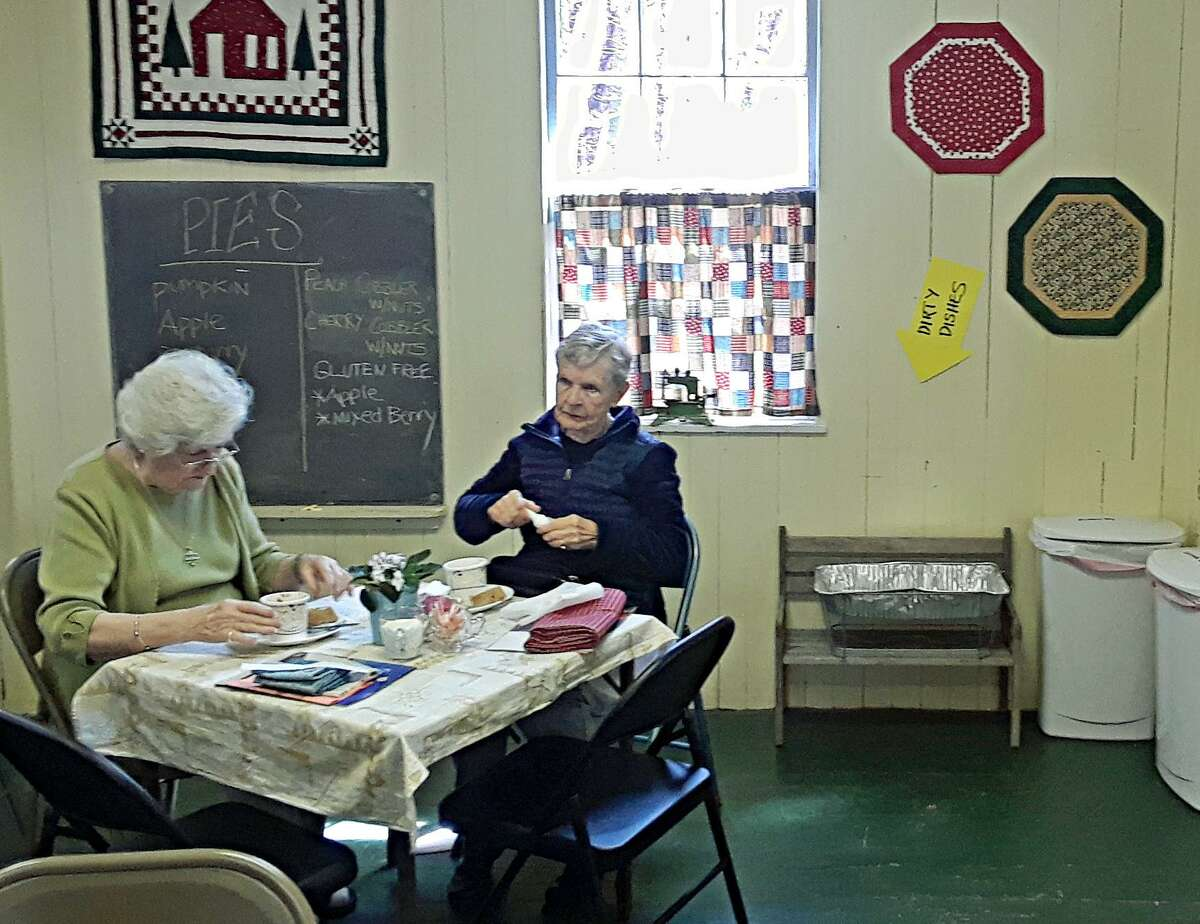 The Haddam Neck Congregational Church's 30th annual quilt show took place Saturday and Sunday at the meetinghouse in Haddam Neck.