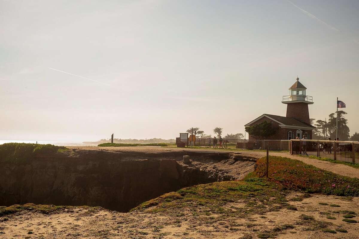 The Santa Cruz Surfing Museum in Santa Cruz, Calif. on April 7, 2019.