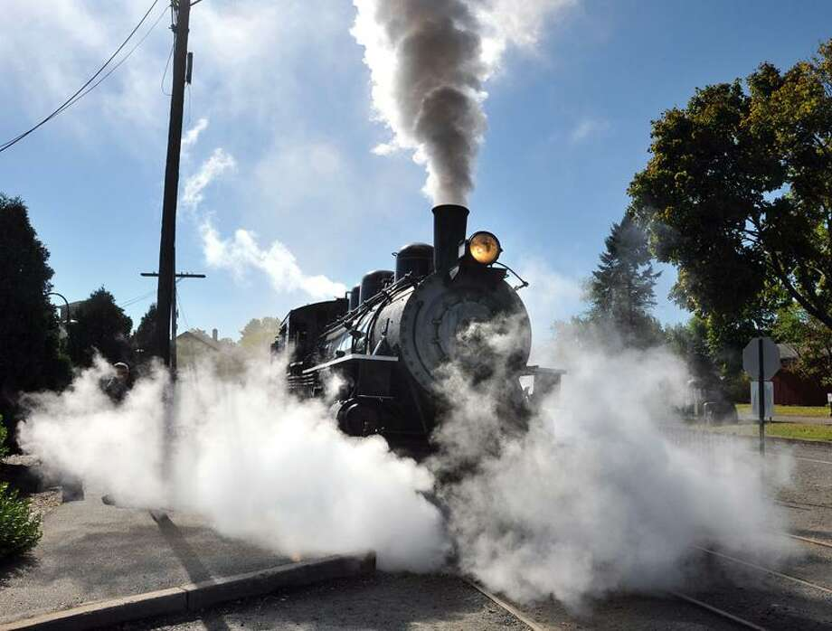 The Essex Steam Train Photo: File Photo