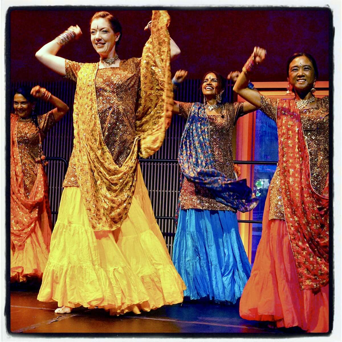 Non Stop Bhangra performs at YBCA's This is Not a Gala. March 30, 2019.