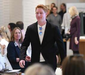 Teens walk the runway at Richards to benefit BCA - GreenwichTime