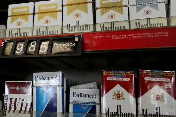 Connecticut raises age to buy tobacco to 21