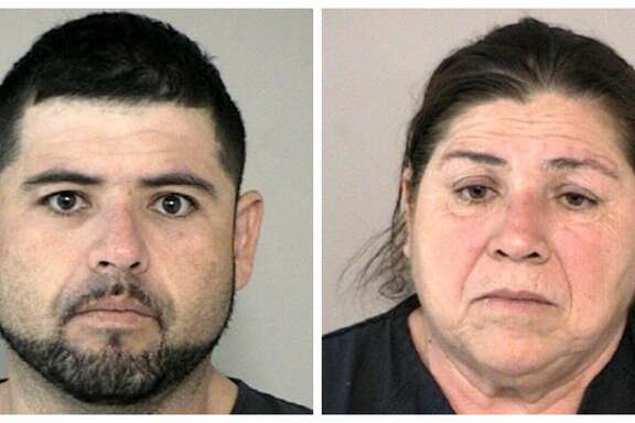 Jaime Javier Rodriguez, 32, and Laura Cano Rodriguez, 57, were arrested after troopers seized approximately 112 pounds of cocaine during a traffic stop off I-69 near Beasley.