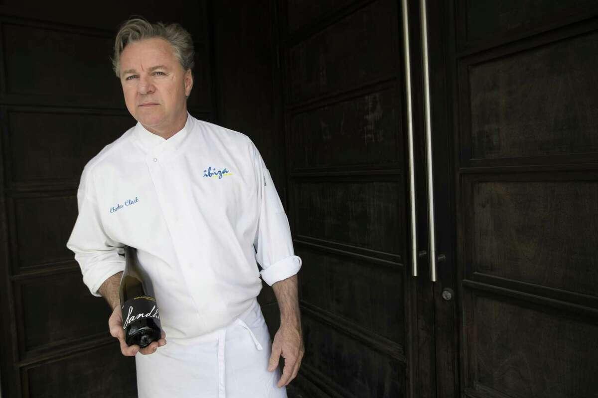 Ibiza chef-owner Charles Clark