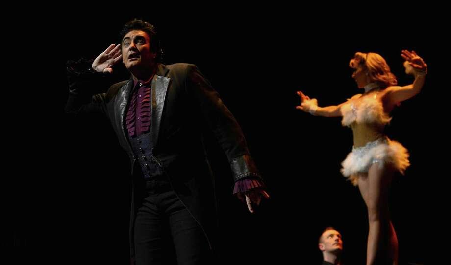 Master illusionist Rick Thomas is at Stamford's Palace Theatre April 20. Photo: David A. Beloff / Getty Images / 2016 David A. Beloff