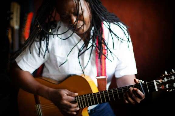 At Yerba Buena Center for the Arts, Garifuna musician and cultural ambassador Aurelio performs in SF Sonido Fest.