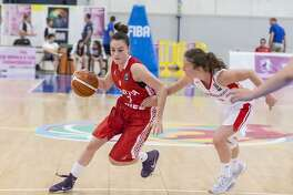 Nika Muhl, a guard from Croatia, has verbally committed to UConn