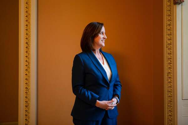 Nancy Pelosi's new chief of staff reflects her barrier-breaking boss