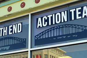 The North End Action Team office is located at 654 Main St. in Middletown.