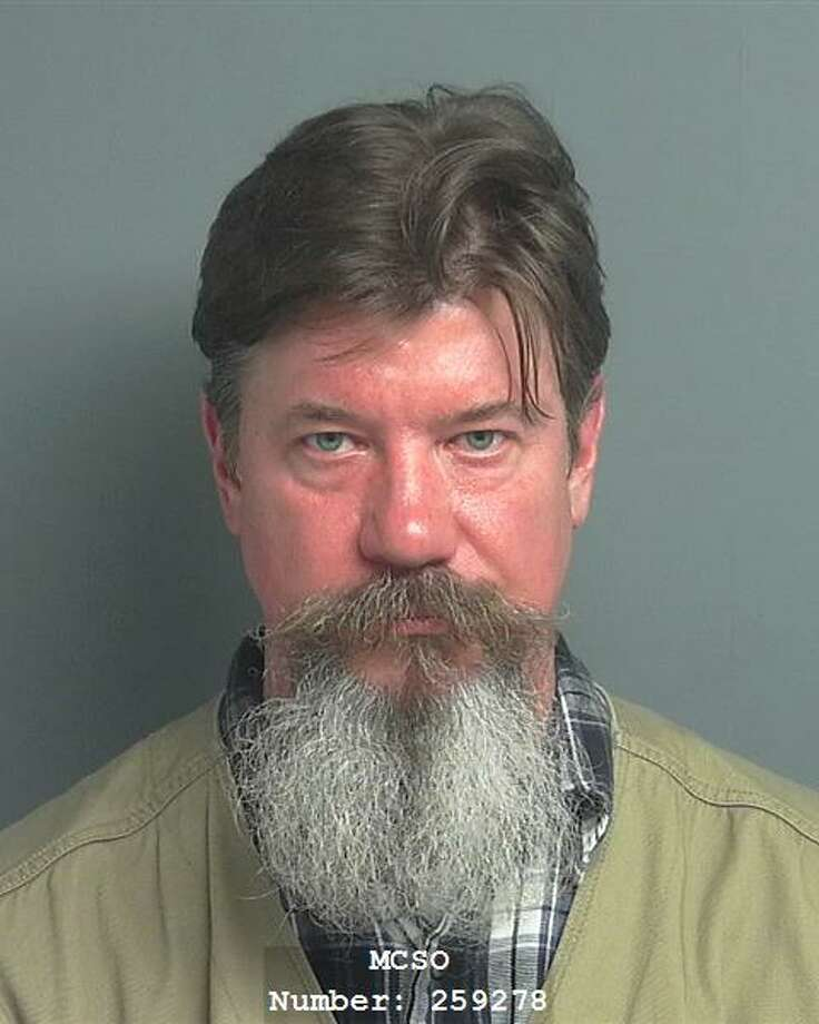 John Robert Lovett, 52, of Shepherd, and a former San Jacinto County judge, was arrested and charged with impersonating a public servant. Photo: Courtesy Of The Montgomery County Sheriff's Office