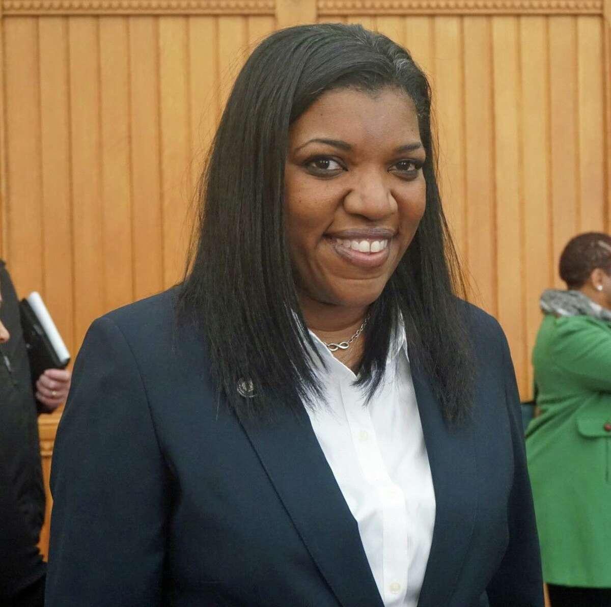 Vannessa Dorantes, commissioner of the Department of Children and Families