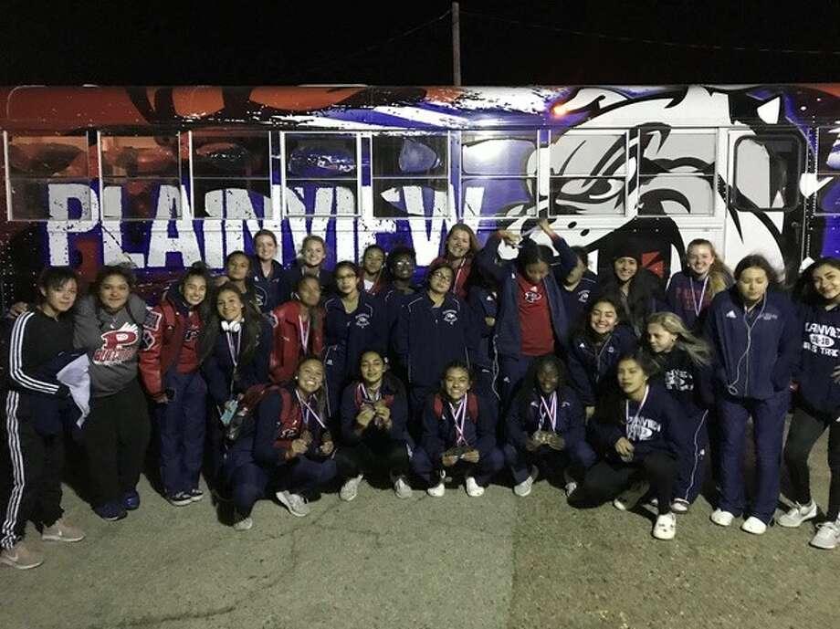 JV Girls District Track Meet-Lubbock, TX Photo: Courtesy Photo