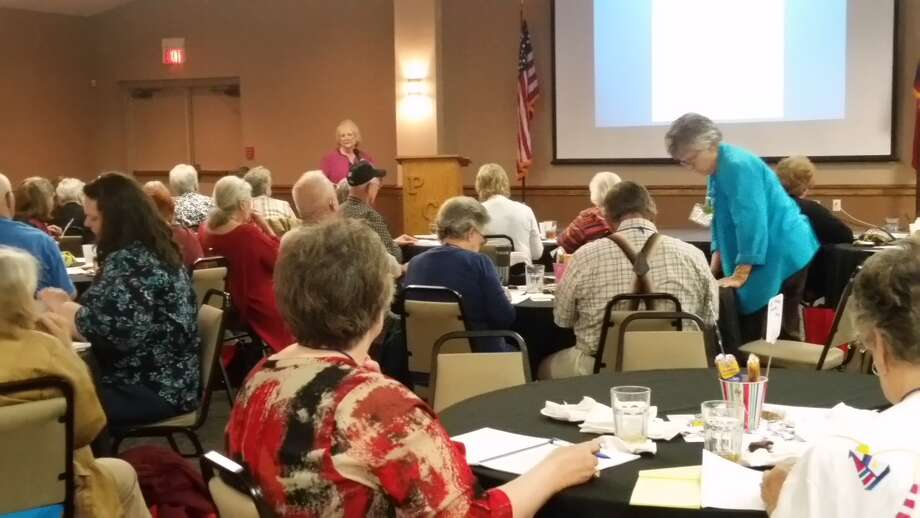 About 67 individuals attended the second annual Caprock Genealogy Conference in Plainview on Saturday. Photo: Kaelene Hansen/For The Herald