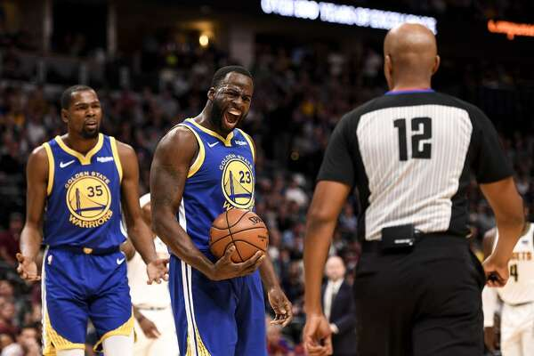 2388f4bd32b How Warriors are working to improve player-referee relations ...