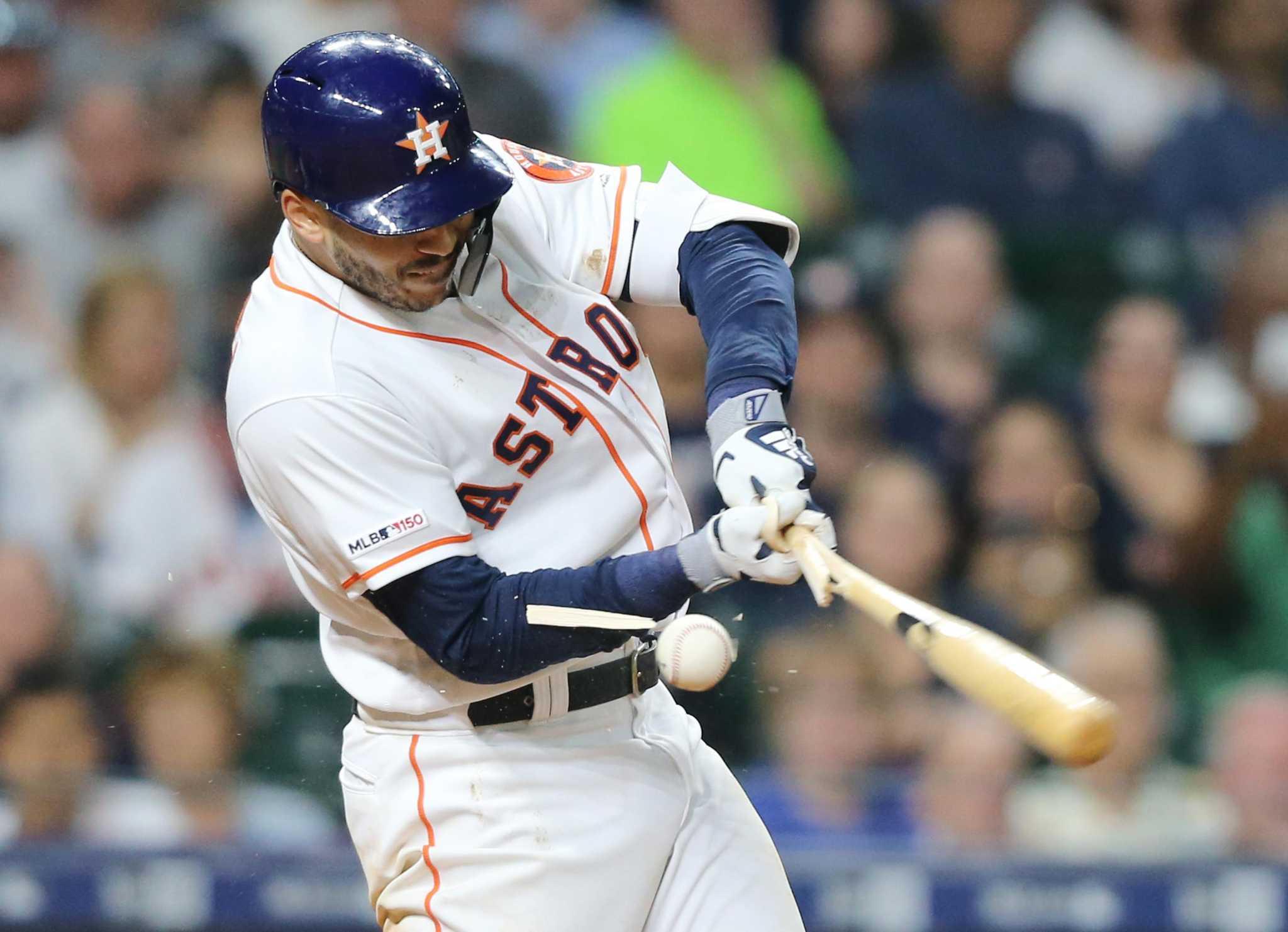 Break Goes Astros Way In Win Over Yankees