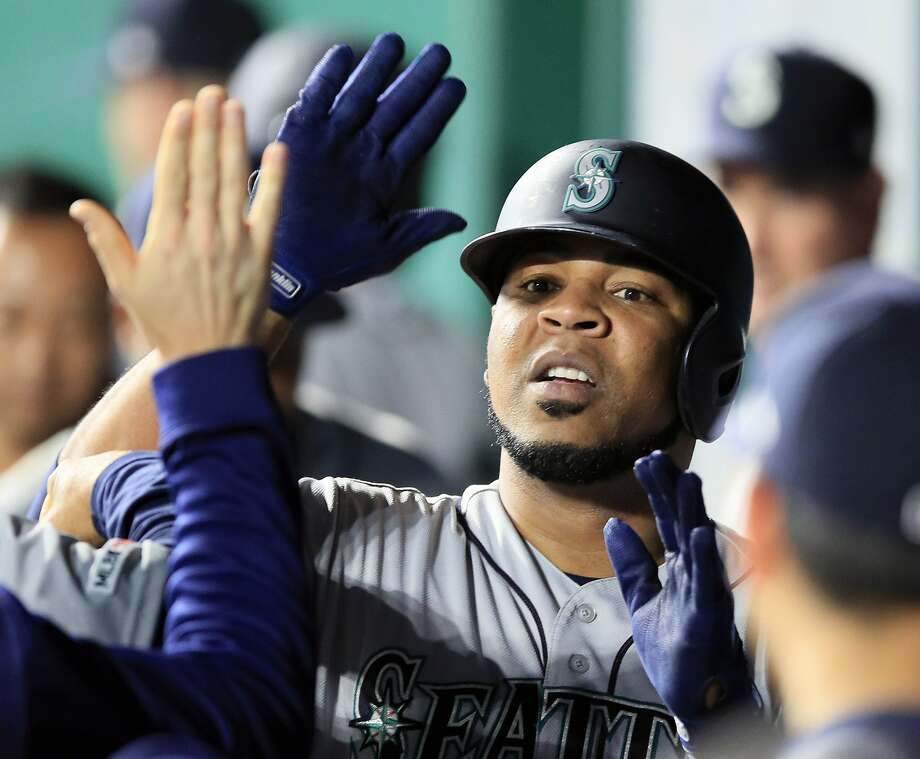 Record: 12-2My lord. Is this really happening? Why yes – yes it is. The red-hot Mariners haven't cooled off 14 games in, and show no signs of slowing down. Their 12-2 mark is the best in all of baseball after winning 2/3 against the White Sox and 3/4 so far against the Royals, with a chance for the sweep today.  Photo: Orlin Wagner, Associated Press