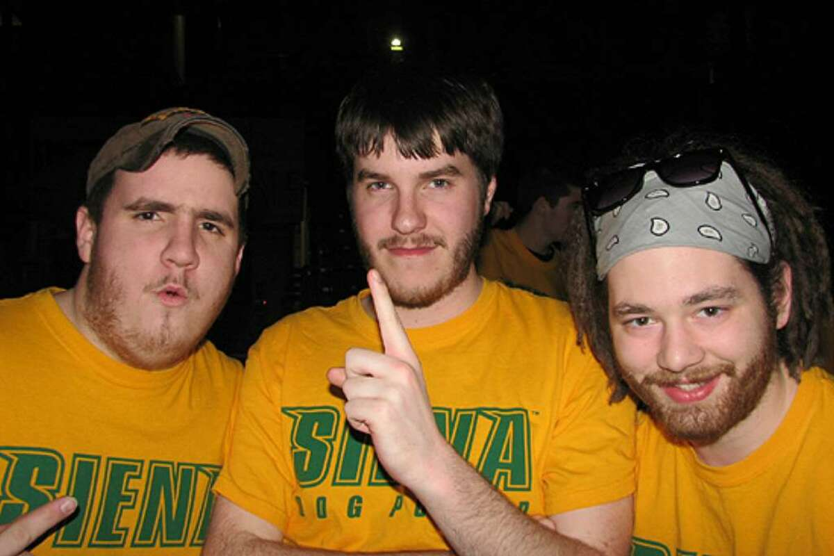 Were you seen at Siena vs. Iona?