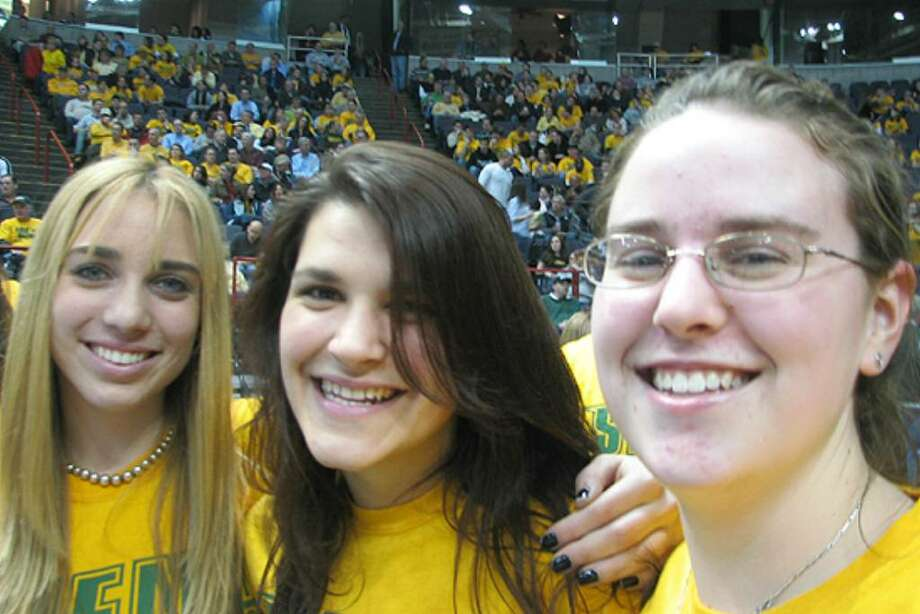 Were you seen at Siena vs. Iona? Photo: Kristi L. Gustafson