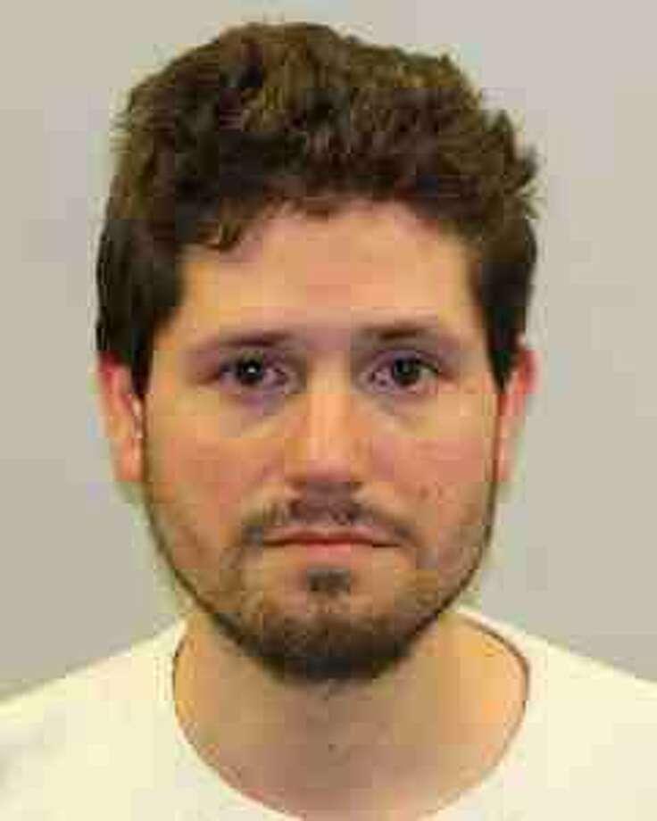 Nickolai Plastini, 31, of Danbury. Photo: Putnam County Sheriff's Department