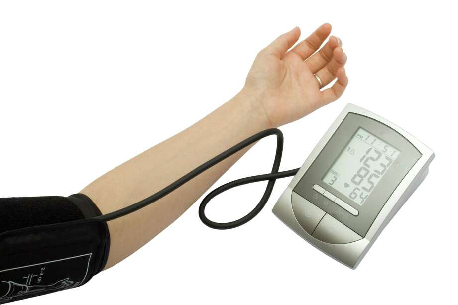 The Monroe Health Department is sponsoring blood pressure screenings from 5:30 to 6:30 p.m. April 23, 2019, at the Edith Wheeler Memorial Library, 733 Monroe Turnpike in Monroe. Photo: JosT Elias / Getty Images /Hemera / Hemera