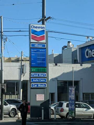 Gas Prices In California >> California Gas Prices On Track To Hit 4 A Gallon For First