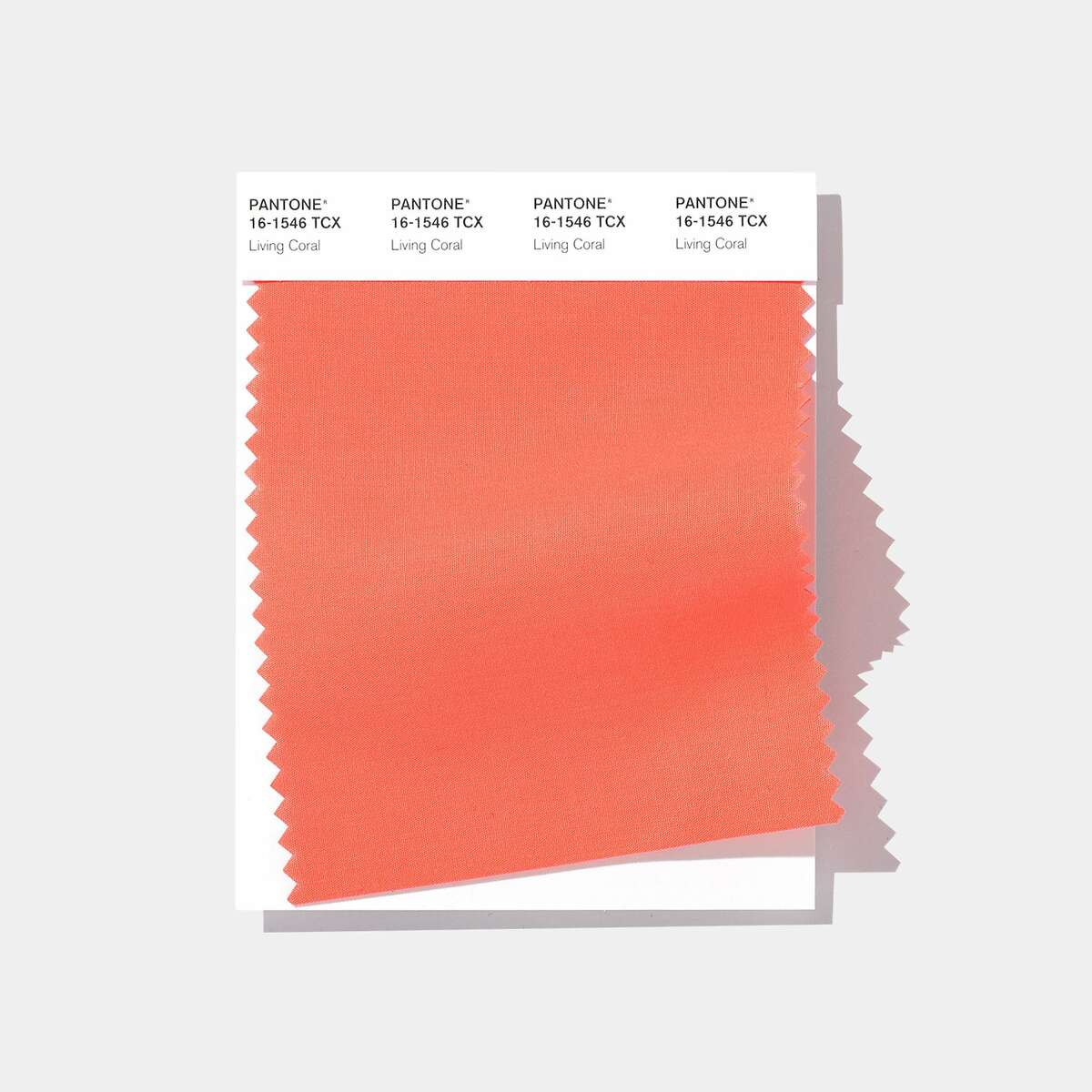 2019: Living Coral The Pantone color of the year is Living Coral. (Pantone)