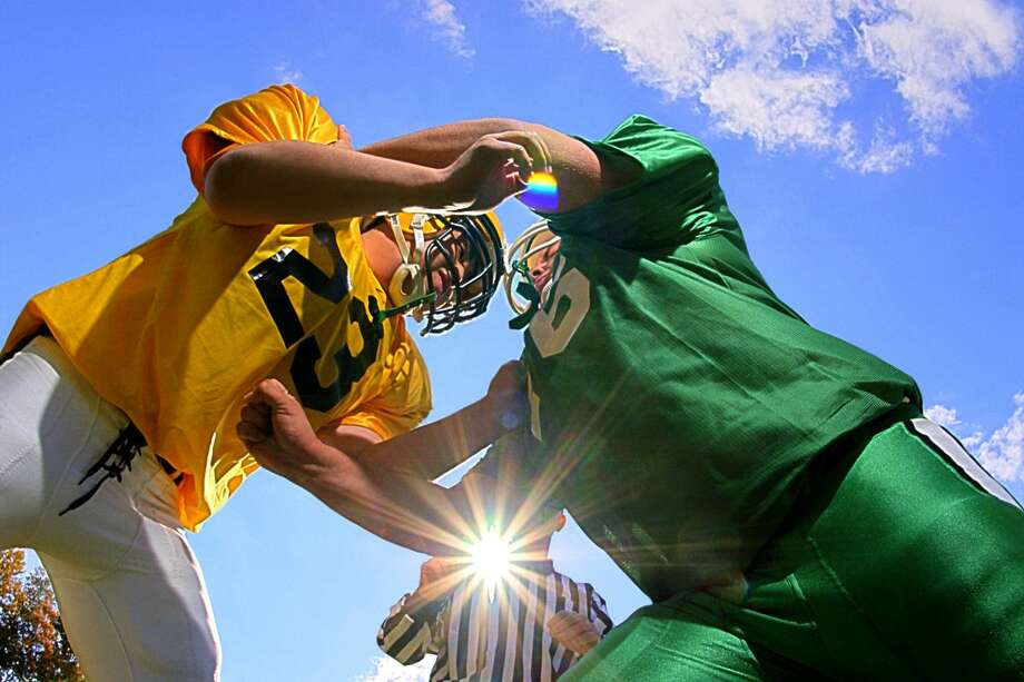 A new study by UW Medicine shows the majority of parents would support age restrictions for tackling in youth football leagues. Keep clicking for key statistics from the study... Photo: Thinkstock/Getty Images