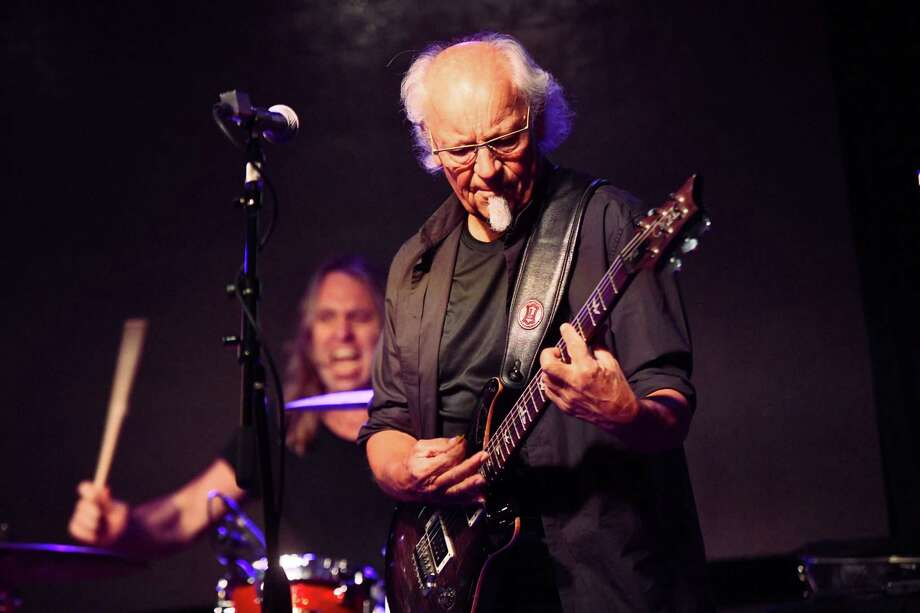 Martin Barre, guitarist of Jethro Tull from 1968-2011, is celebrating 50 years of the classic rock band at Ridgefield Playhouse April 24. Photo: Scott Dudelson / Getty Images / 2019 Scott Dudelson