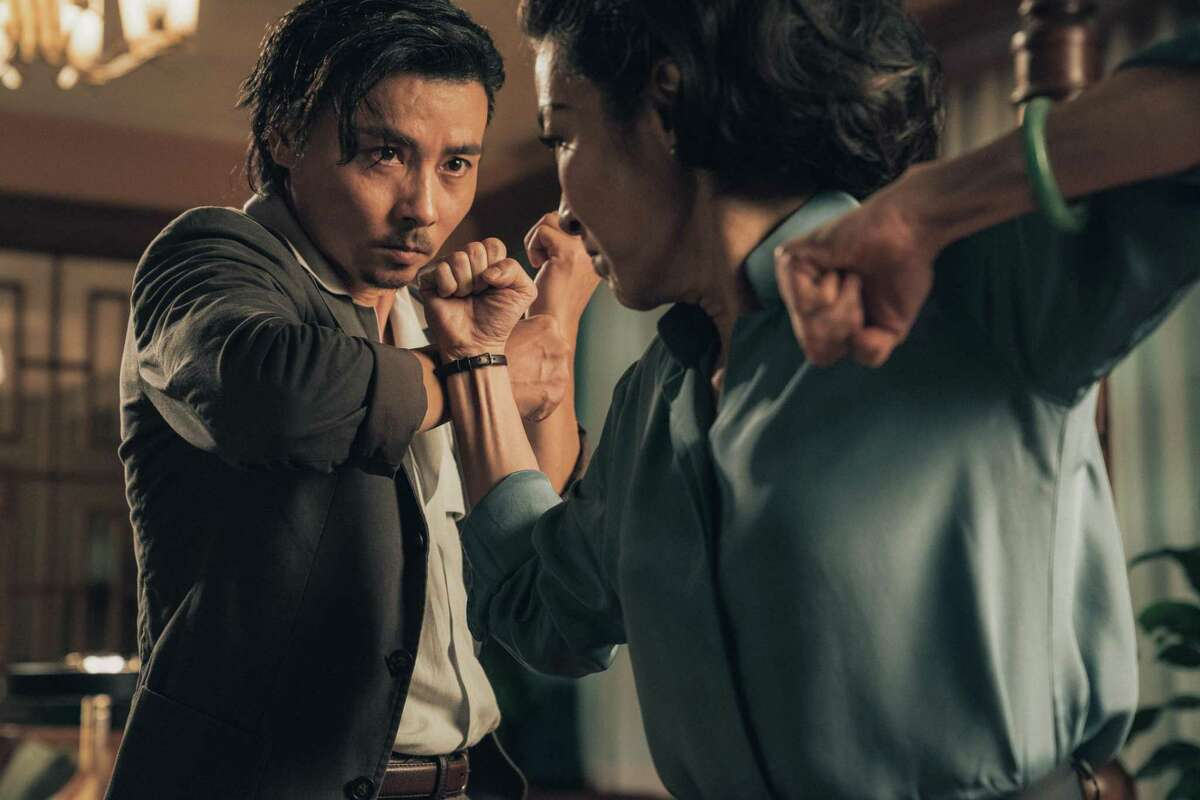 """Max Zhang and Michelle Yeoh face off in 'Master Z: Ip Man Legacy"""""""