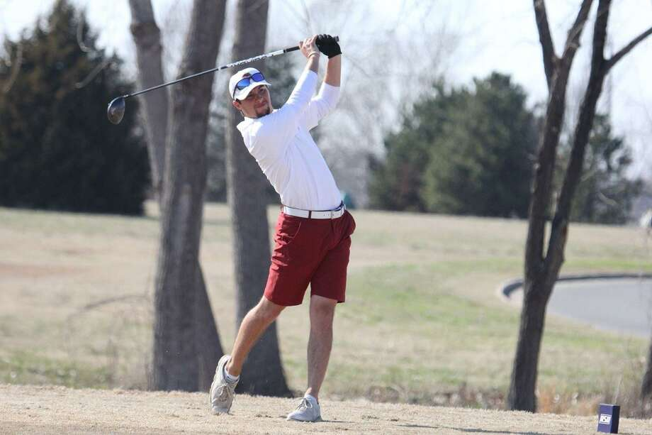 Parker Holekamp tied for 19th with a 9-over 219 score at the Hardscrabble Invitational as TAMIU took fourth place Tuesday. Photo: Courtesy Of TAMIU Athletics /file
