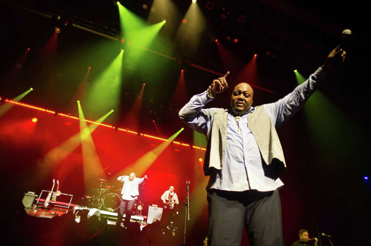 Sugaray Rayford will play The Kate April 14.