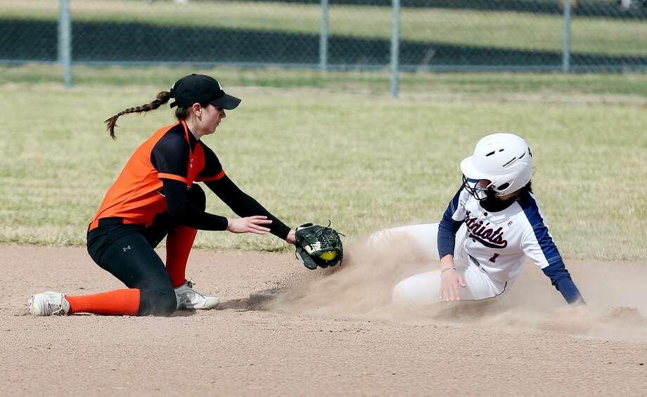 Ubly at USA — Softball Photo: Paul P. Adams/Huron Daily Tribune