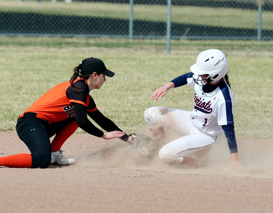 Ubly at USA — Softball Photo: Paul P. Adams/Huron Daily Tribune