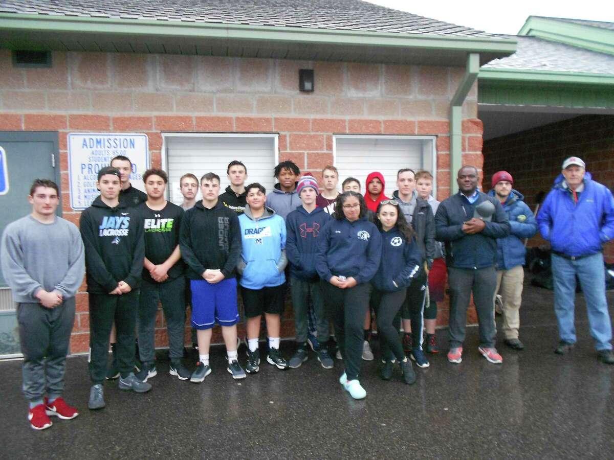 The Middletown boys lacrosse program debuts at the varsity level this season.
