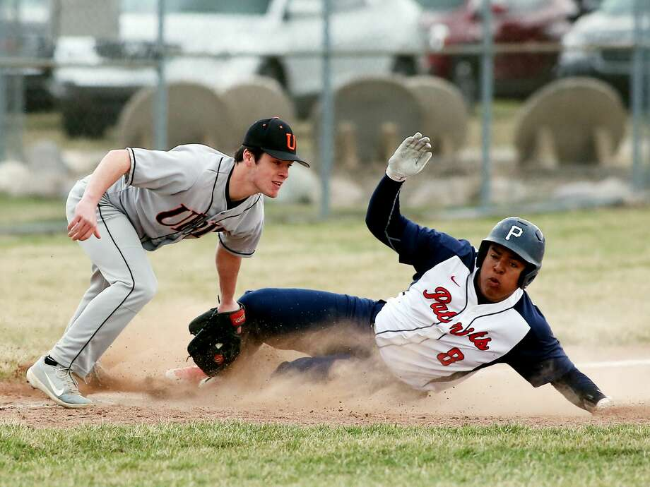 Ubly at USA — Baseball Photo: Paul P. Adams/Huron Daily Tribune
