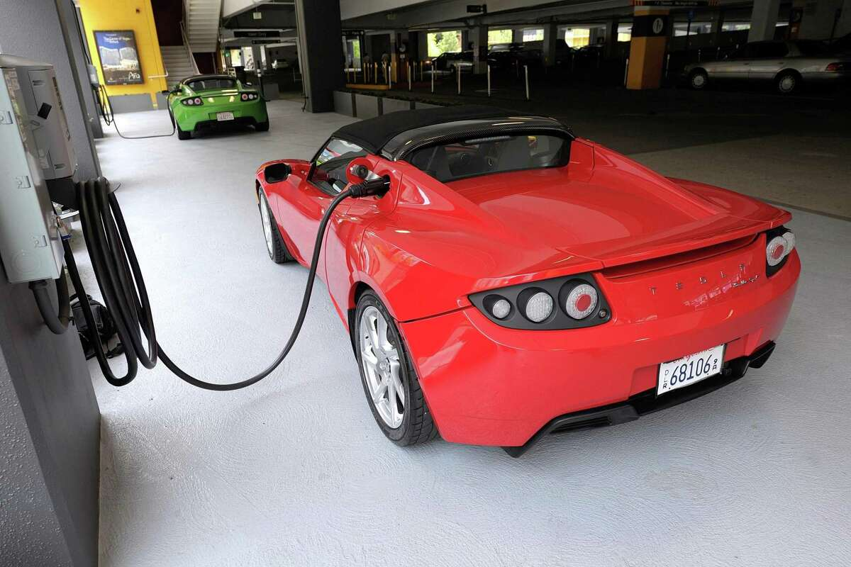 President Donald Trump's plan to freeze fuel-efficiency standards for autos is likely to slow the adoption of electric vehicles in the United States.