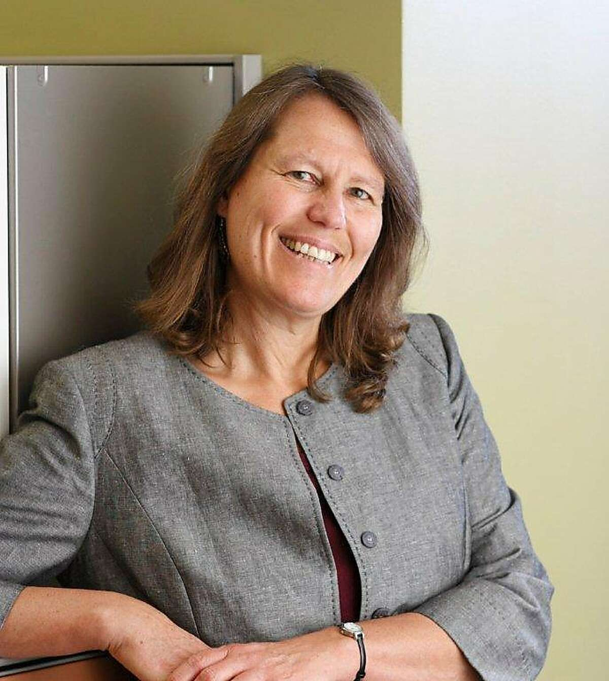 Polly Marshall. Former member of San Francisco Rent Board