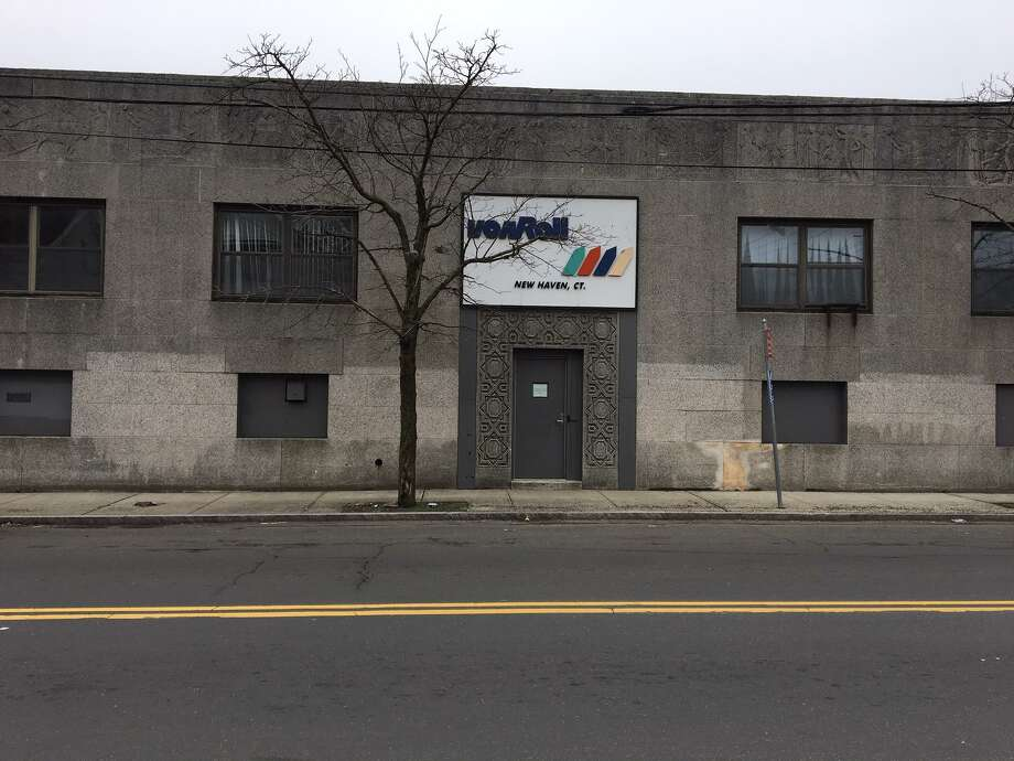 The Von Roll building in New Haven has been sold to Arts to Frame. Photo: Mary E. O'Leary / Hearst Connecticut Media /