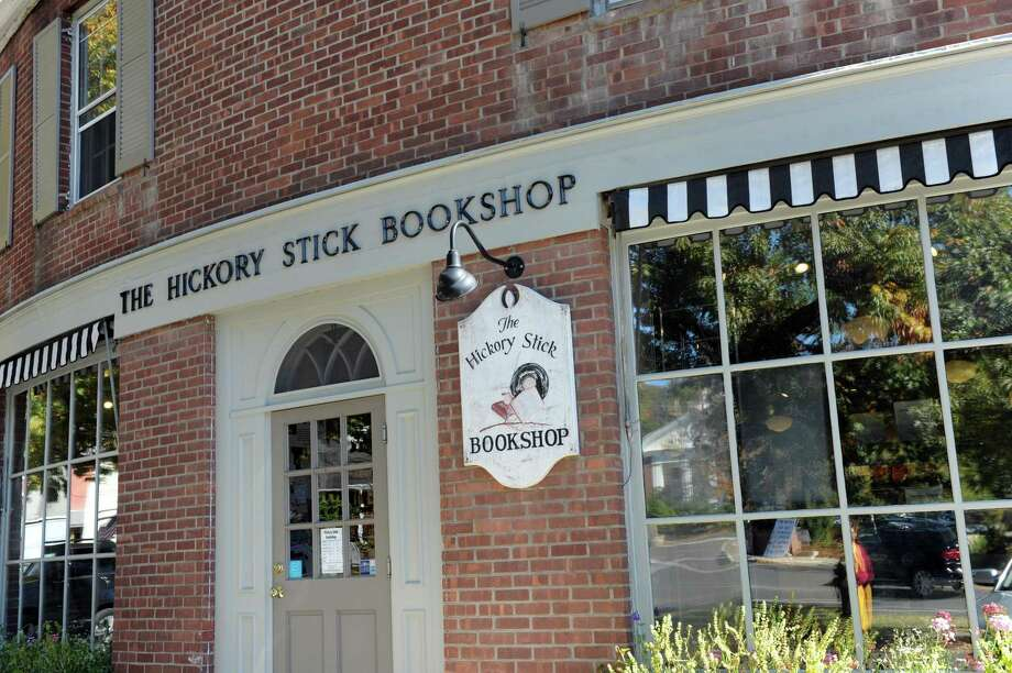 The Hickory Stick Bookshop in Washington. Photo: Carol Kaliff / Hearst Connecticut Media / The News-Times